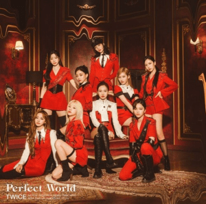 Image of TWICE Good At Love