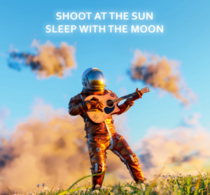 Image of Ariano Shoot At The Sun Sleep With The Moon