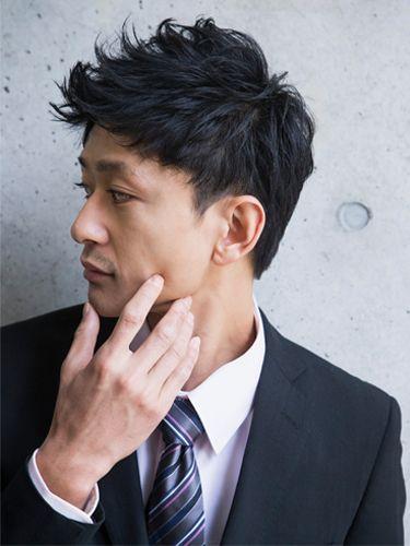 【営業マンの髪型】取引先からの好印象確実なヘアスタイル集