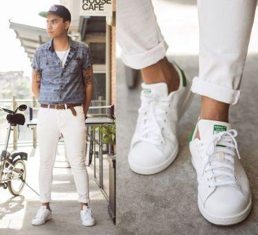 最新版!30代40代メンズが履きたい白スニーカーブランド35選