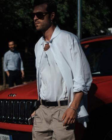 40代メンズにおすすめのシャツコーデ