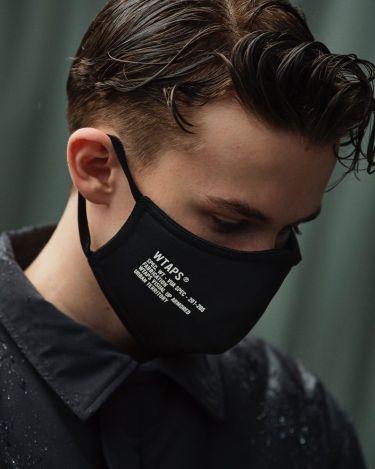 あのブランドからもリリース!オトナメンズに似合うブランドマスク16選