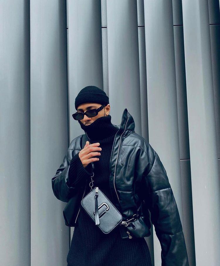 30代40代メンズに似合うパデッドジャケット