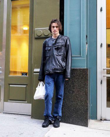 30代メンズが選ぶべき革ジャン&正解コーデ14選