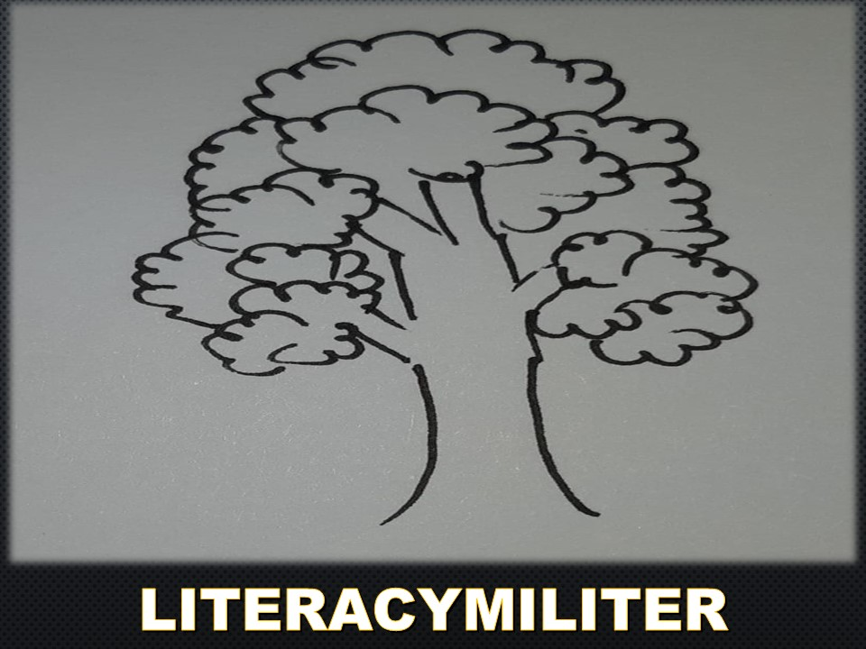 contoh gambar pohon psikotes
