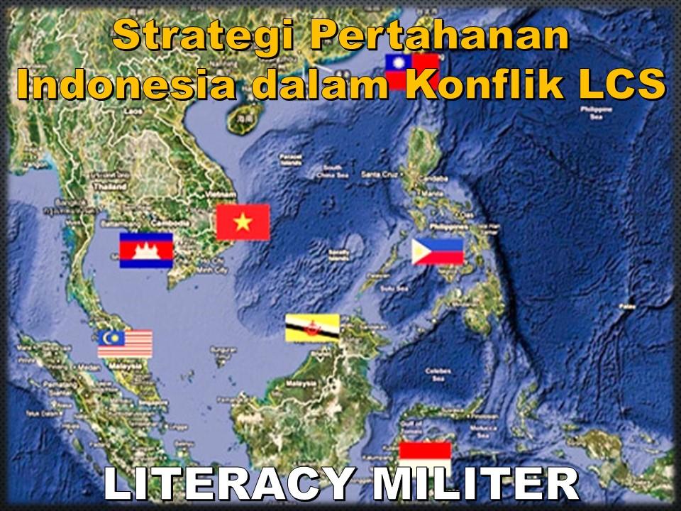 Strategi pertahanan negara indonesia