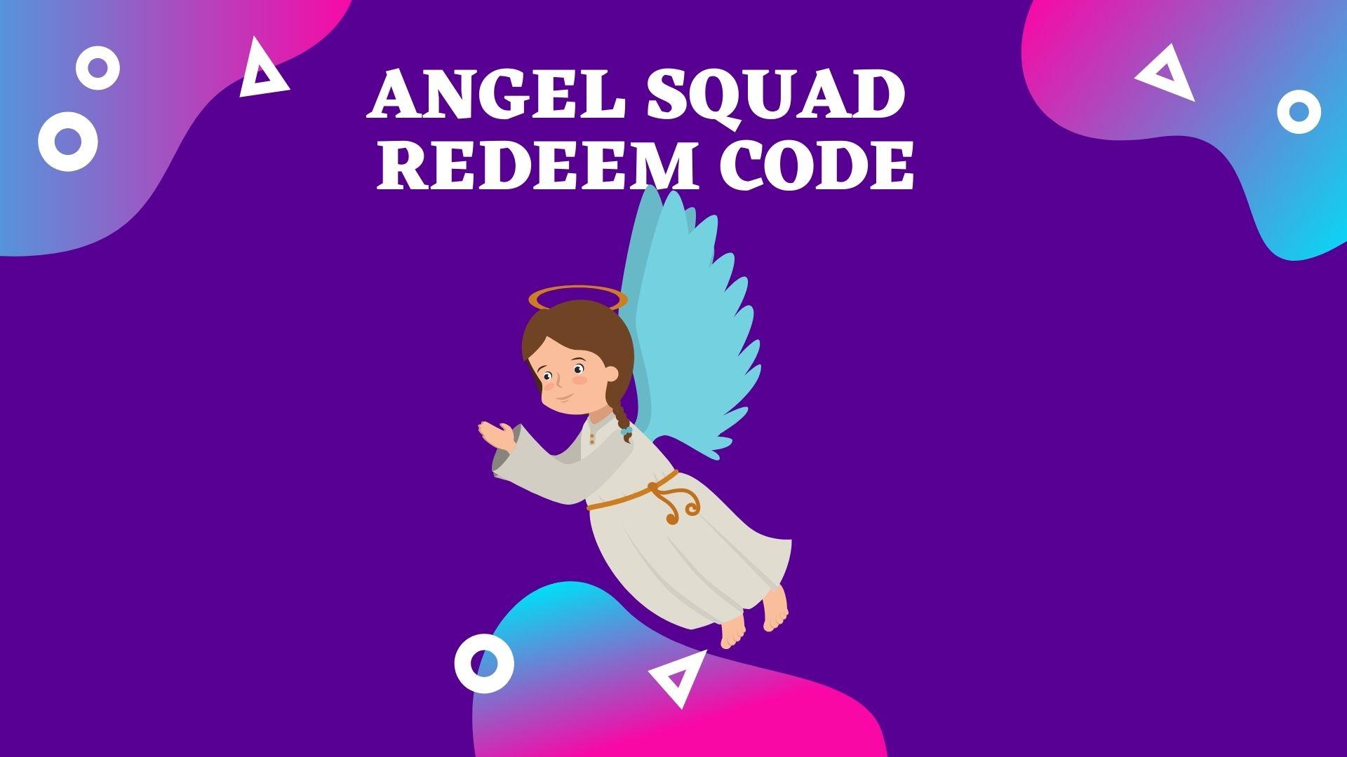 Kode Redeem Angel Squad Mobile Terbaru 2021.