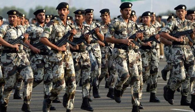 3 Jenis Senjata Canggih dan Mematikan Milik Arab Saudi