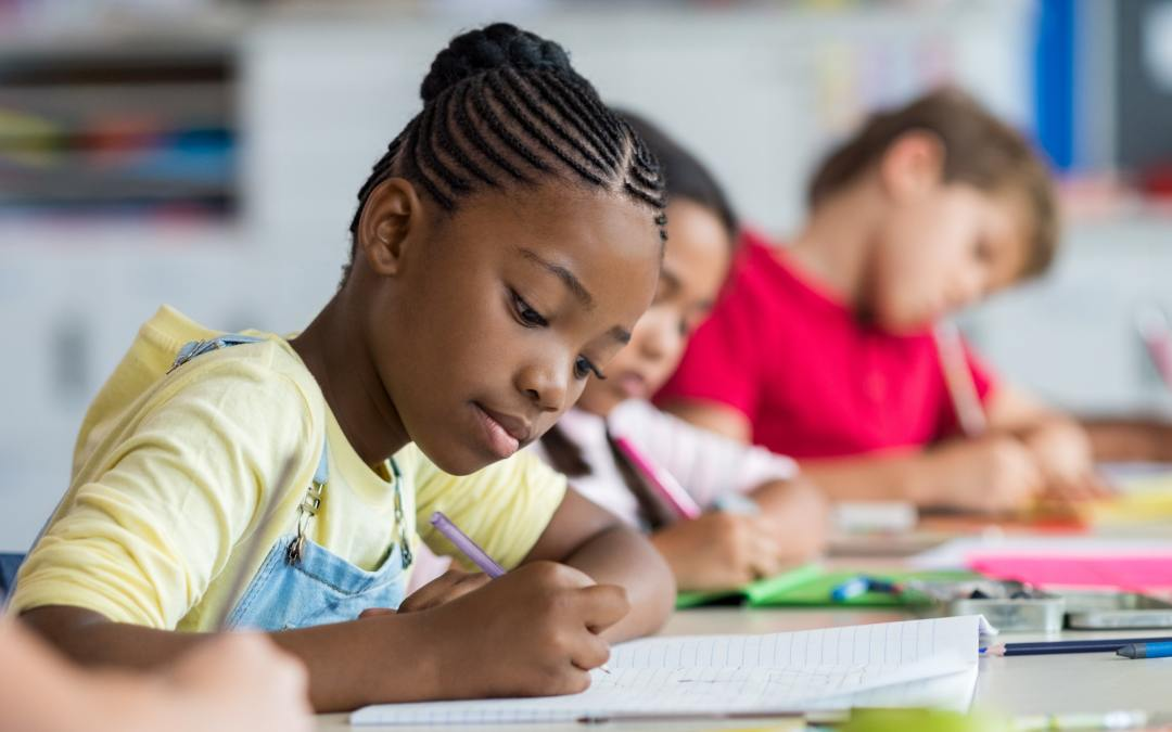 The Writing Process for Primary Grades