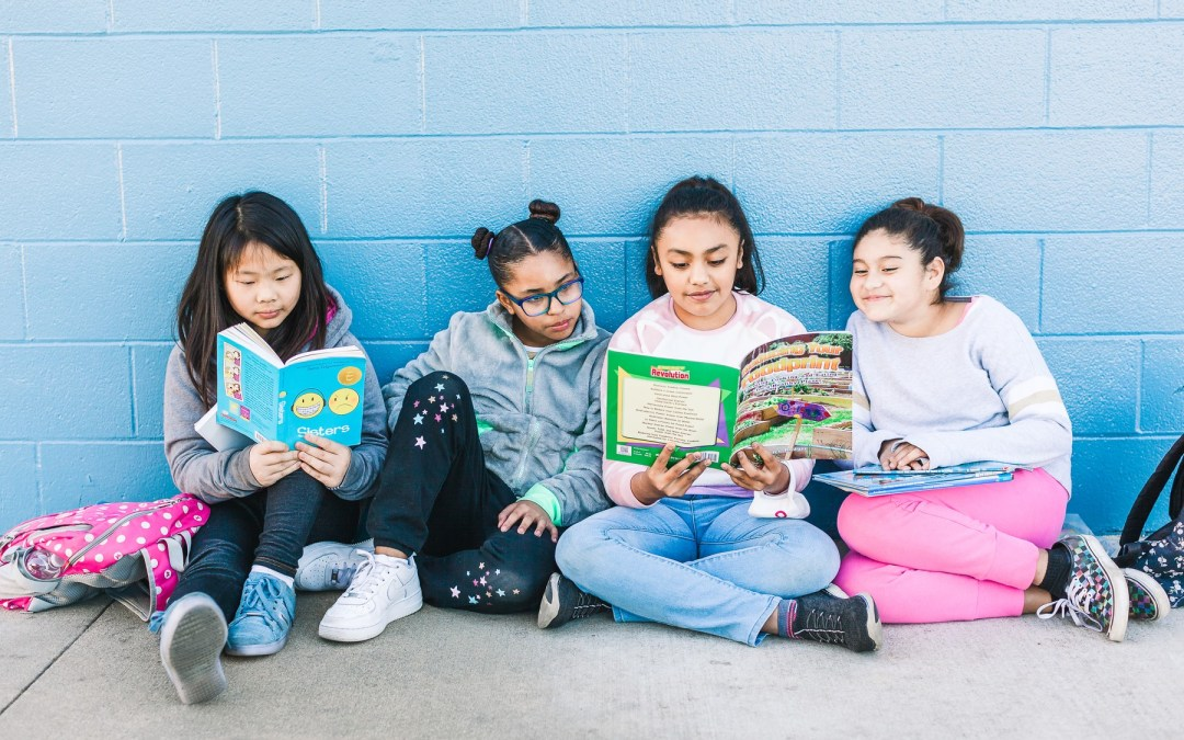Virtual Book Clubs for Kids — Getting Started