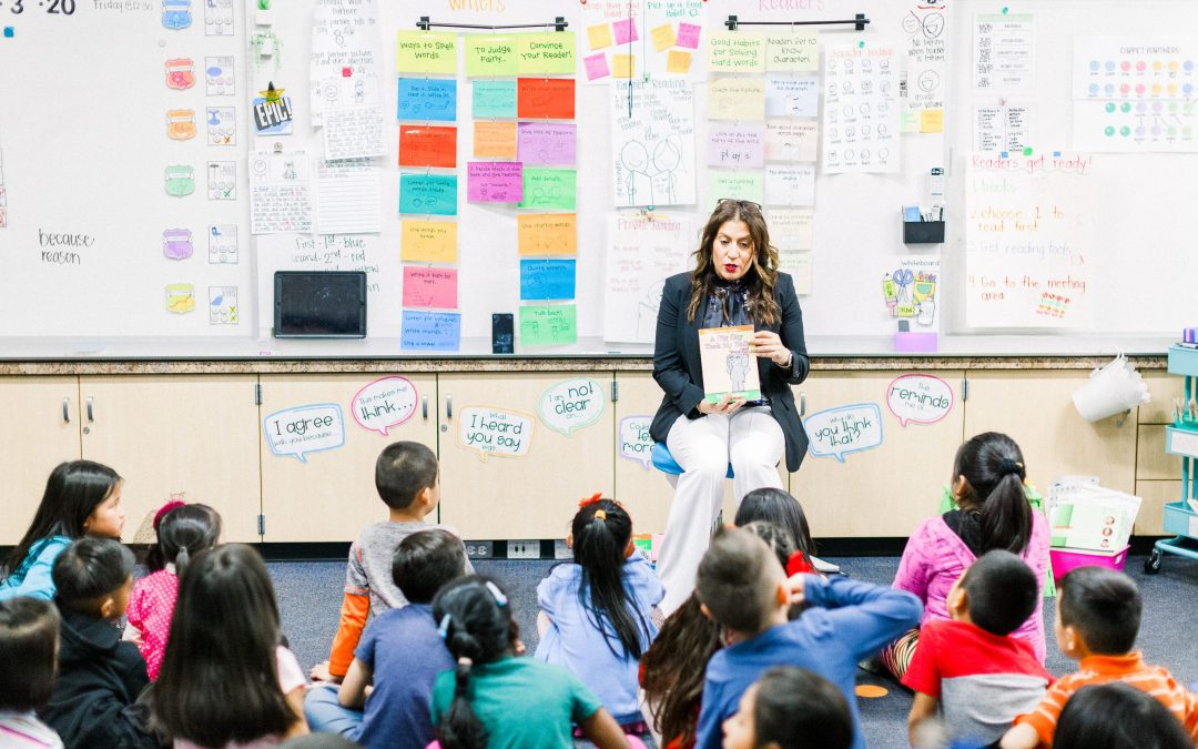 3 Simple Ways to Celebrate World Read Aloud Day