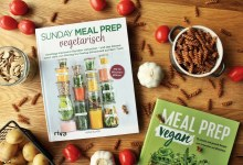 Dem Food-Trend auf der Spur | Sunday Meal Prep vegetarisch & Meal Prep vegan