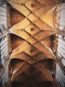 Ceiling of St. Vitus Cathedral