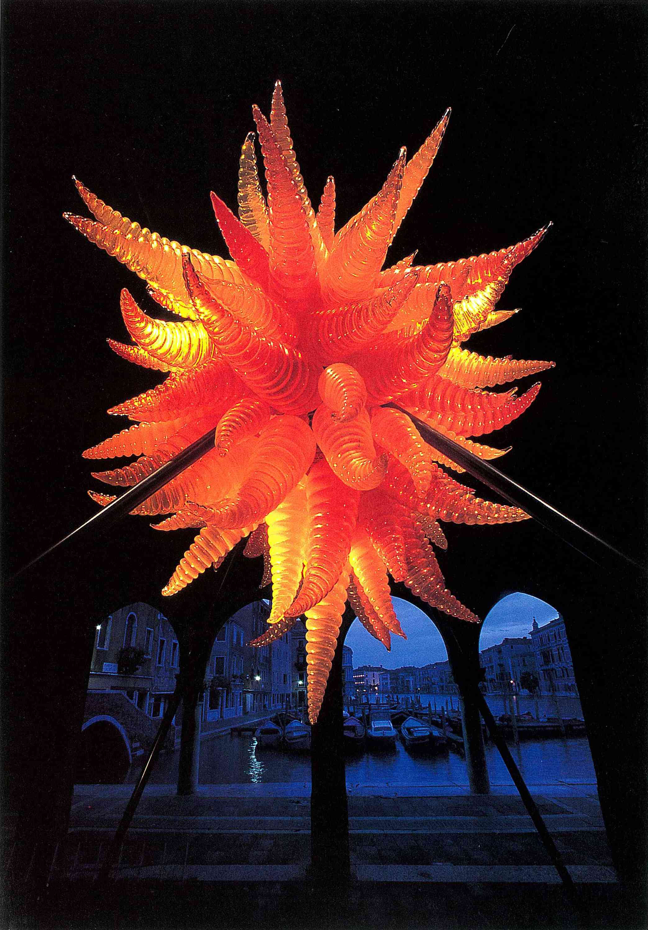 Chihuly Over Venice By William Warmus 171 Literarchture