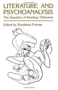 literature-psychoanalysis-shoshana-felman-paperback-cover-art