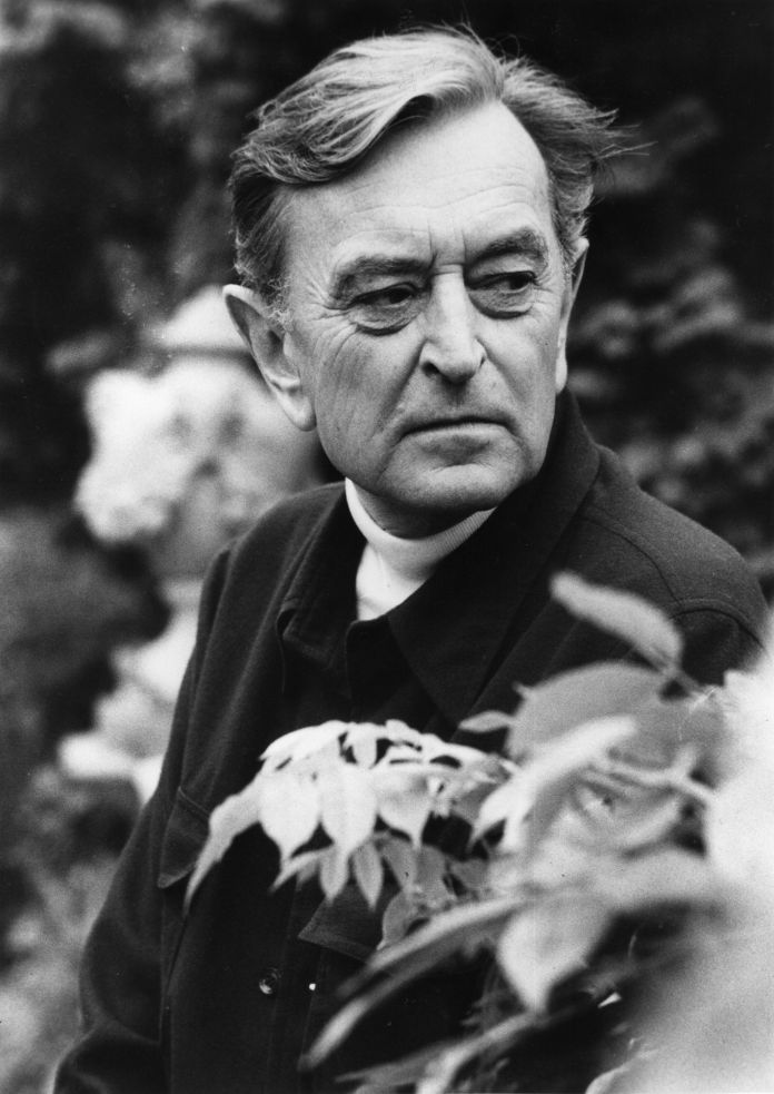 British film director, David Lean. (Photo by Evening Standard/Getty Images)