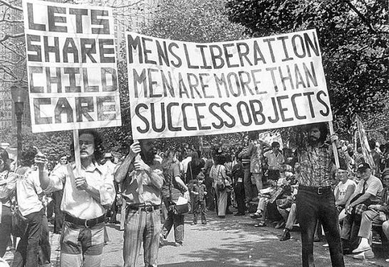 Image-of-men-marching-in-1972-mens-liberation-movement