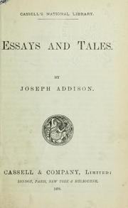joseph addison the aims of the spectator pdf