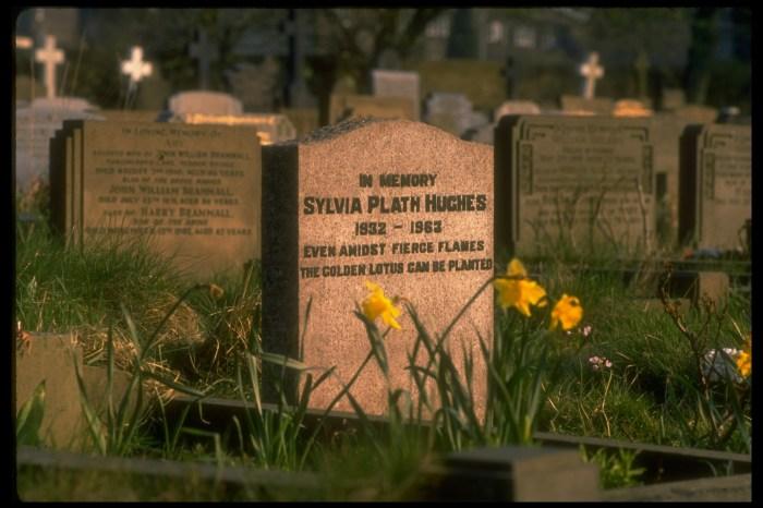Sylvia Plath [Death]