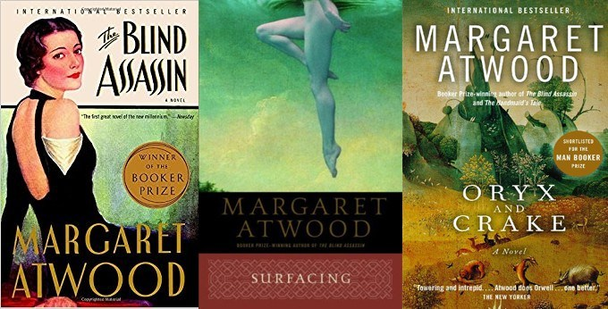 Margaret-Atwood-Book-Covers