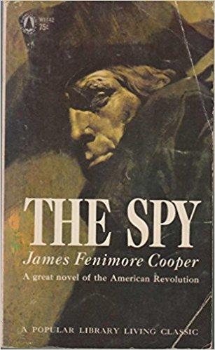 james fenimore cooper impact on american literature