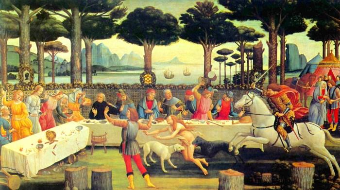 inspiration-of-medieval-language-literature-giovanni-boccaccios-22the-decameron22-art-by-sandro-botticelli-1482-83