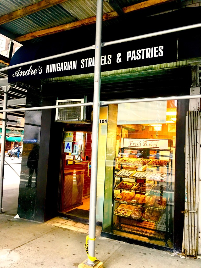 Andre's Hungarian Strudels & Pastries