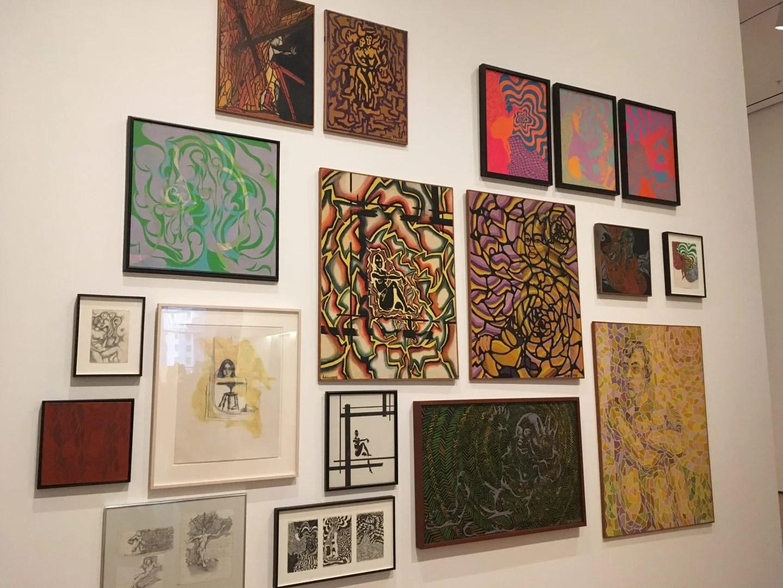 Adrian Piper exhibit