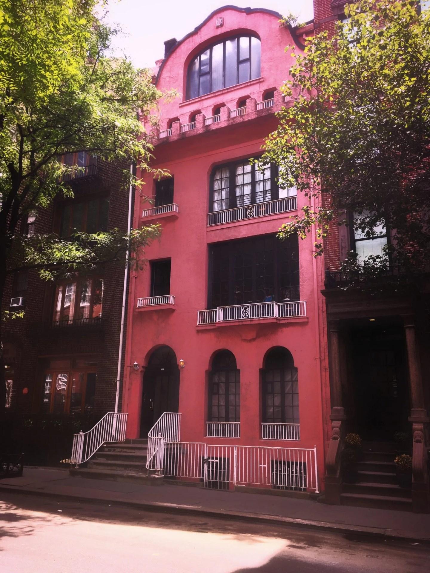 NYC Tour, Book Review, Annie Van tour