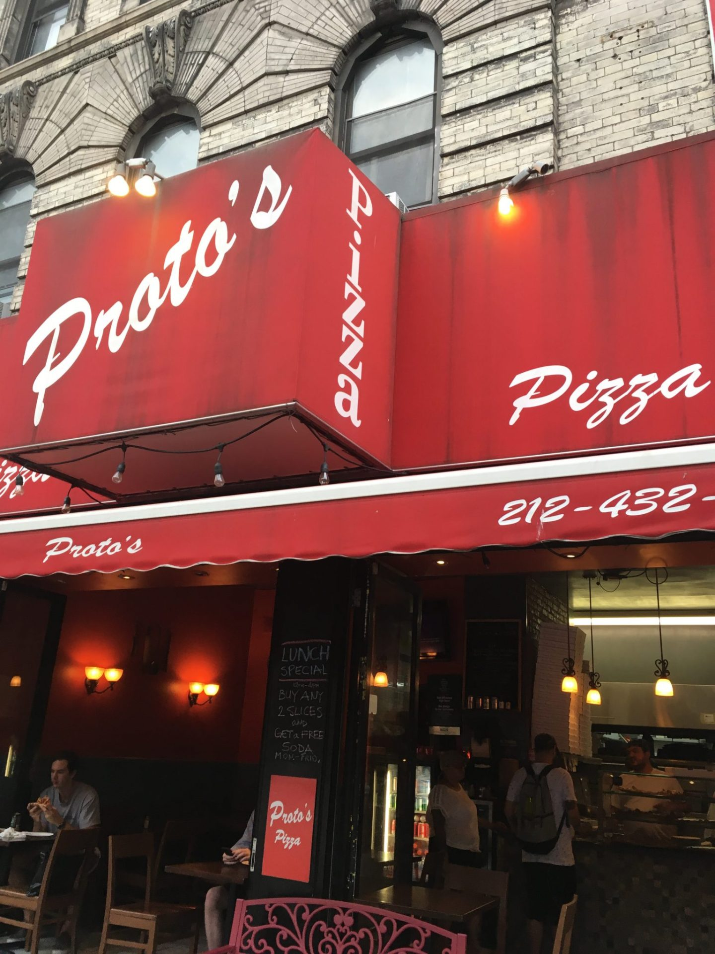 NYC Pizza