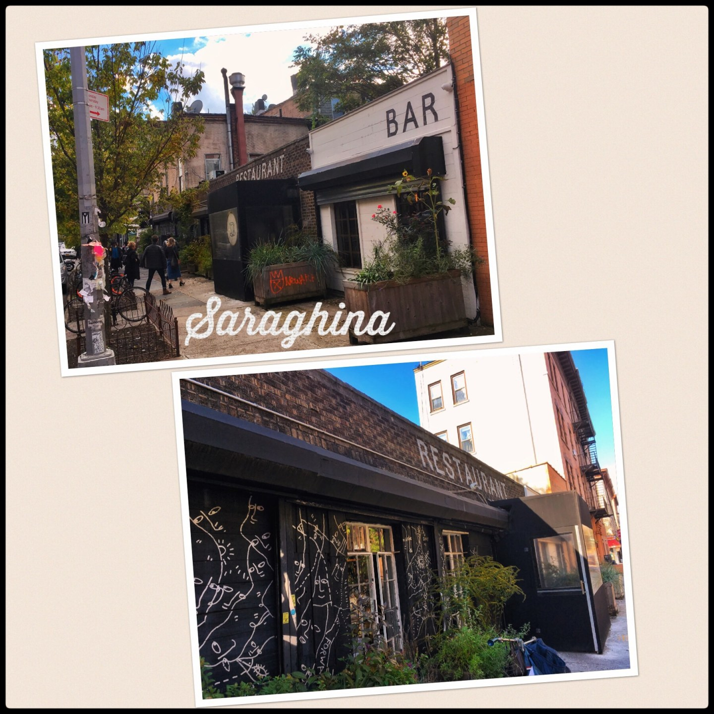Saranghina in Bed Stuy inspired by You set in New York City