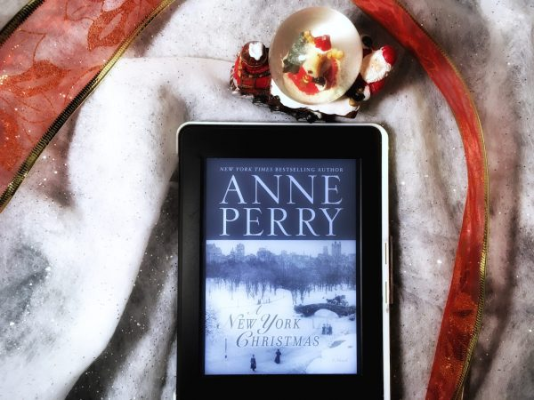 Book Review & a Dash of NYC Holiday Cheer: A New York Christmas by Anne Perry