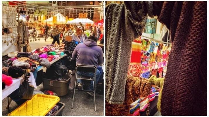 Street fair in Hell's Kitchen