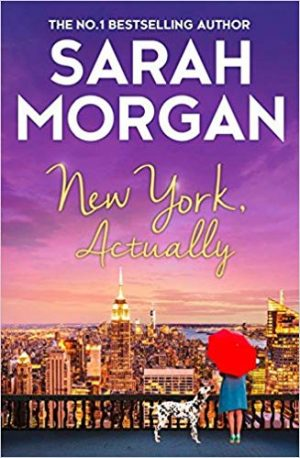 New York, Actually by Sarah Morgan, book's coverpage