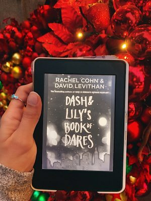 10 Awesome books set in New York City, Dash & Lily's Book of Dares