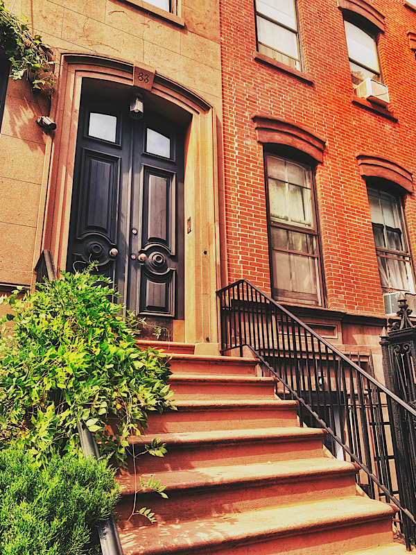 Brownstone in The West Village