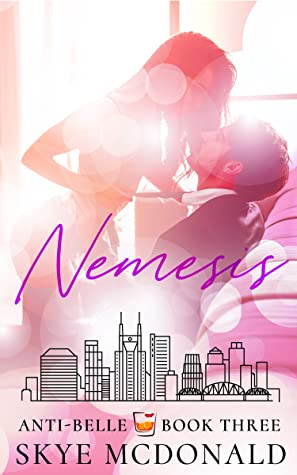 Nemesis by Skye McDonald book cover