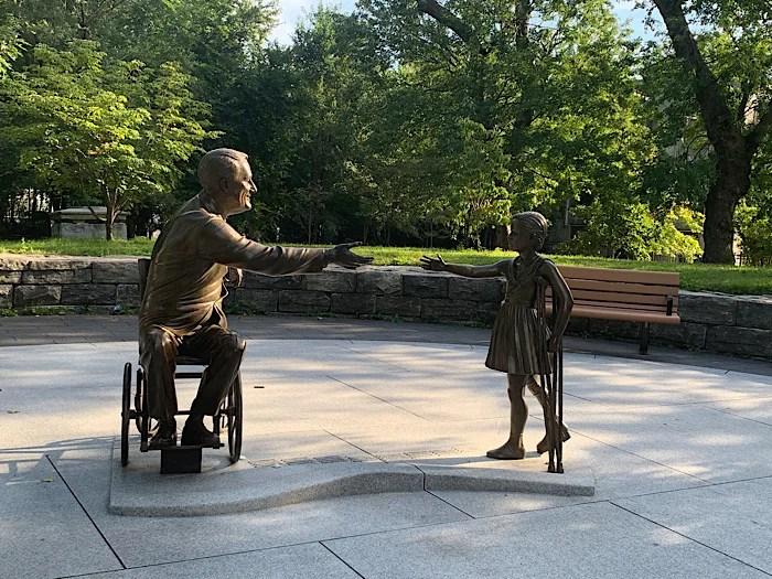Franklin D. Roosevelt - FDR Hope Memorial