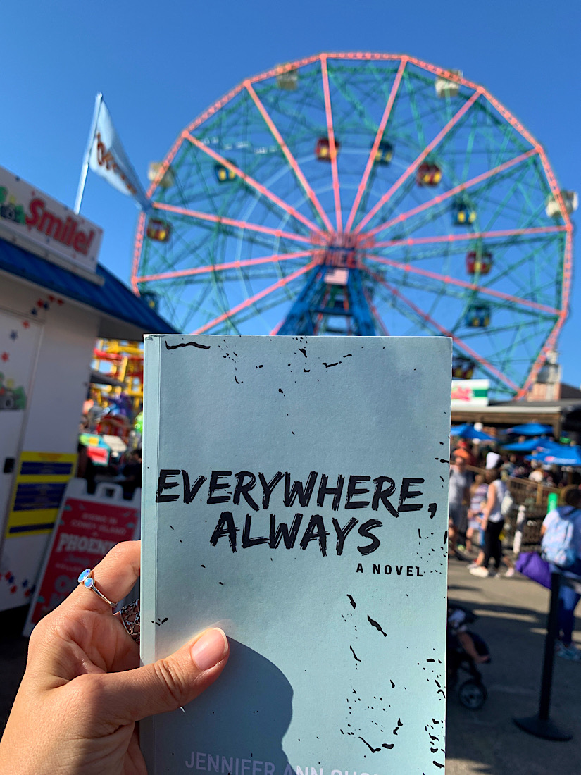 Everywhere Always tour of New York City