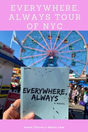 Everywhere, Always tour of New York City