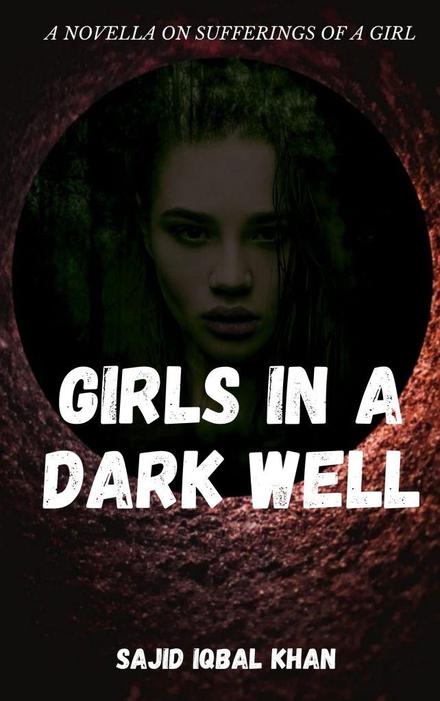 Girls in a dark Well