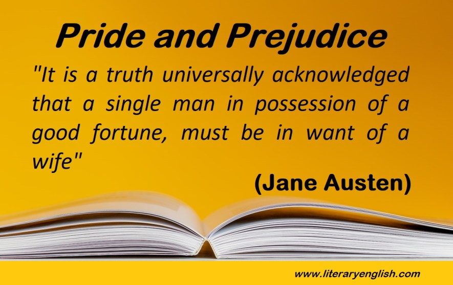 famous quotes from pride and prejudice