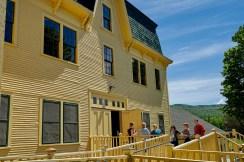 Ripton, Vermont (June 6, 2015) - Bread Loaf Orion Environmental Writers' Conference. (Photo © 2015 Brett Simison)