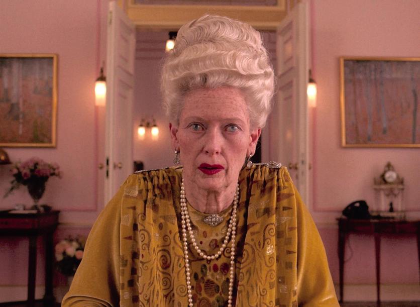 "Tilda Swinton como ""Madame D"""