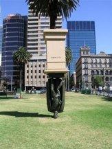 Upside-Down Man