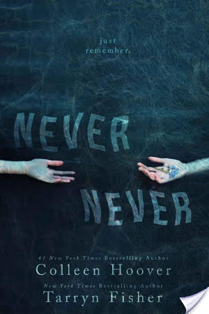 NEVER NEVER by Colleen Hoover & Tarryn Fisher * 5 Star Review + Signed PB Giveaway