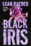 Cover Reveal * BLACK IRIS by Leah Reader