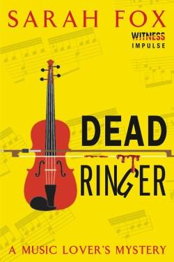 *Promo Post* Dead Ringery by Sarah Fox