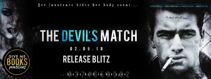 * It's Live!! * Happy Release Day! * The Devil's Match (The Devils Own, Book 5) by Amo Jones * Blog Tour * Book Review *