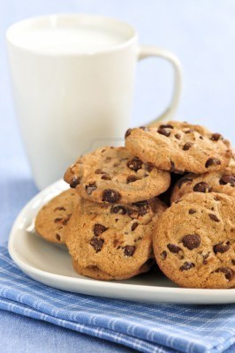 Recipe: Best Chocolate Chip Cookies